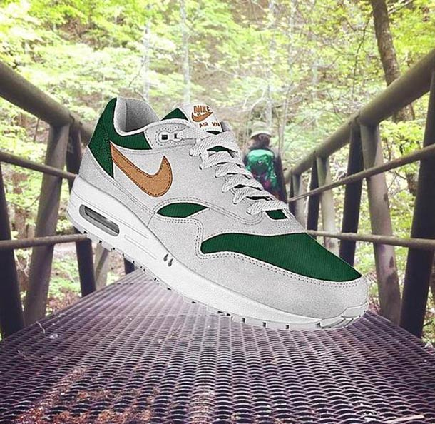 Nike PhotoID - Custom your Sneakers with Instagram!