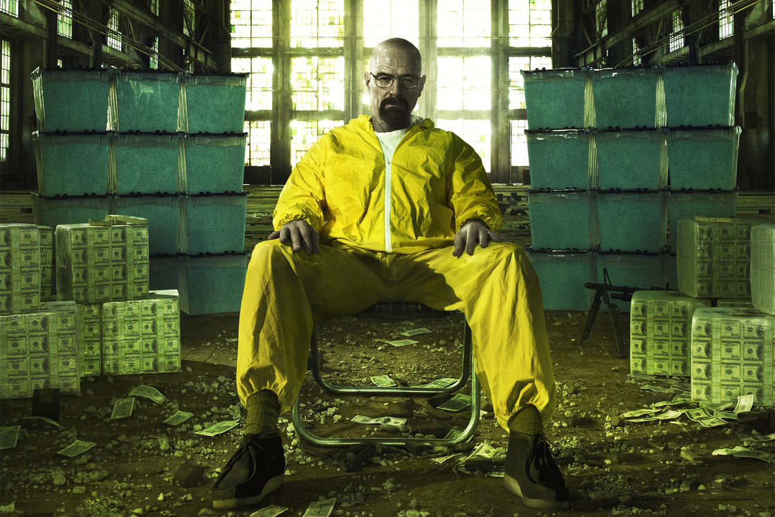 Breaking Bad, the movie – Transforming the cult series into a feature film (4 pics)