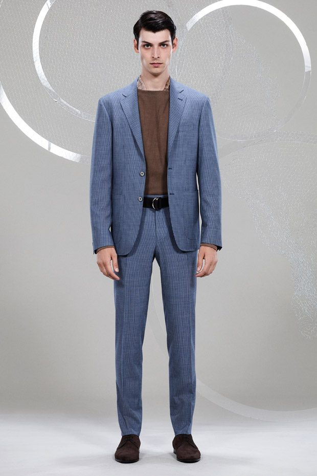 #MFW: Canali Spring Summer 2018 Menswear Collection