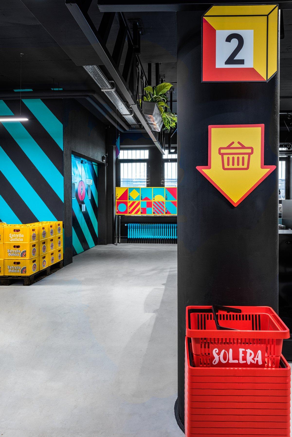 Супермаркет Solera в Кёльне