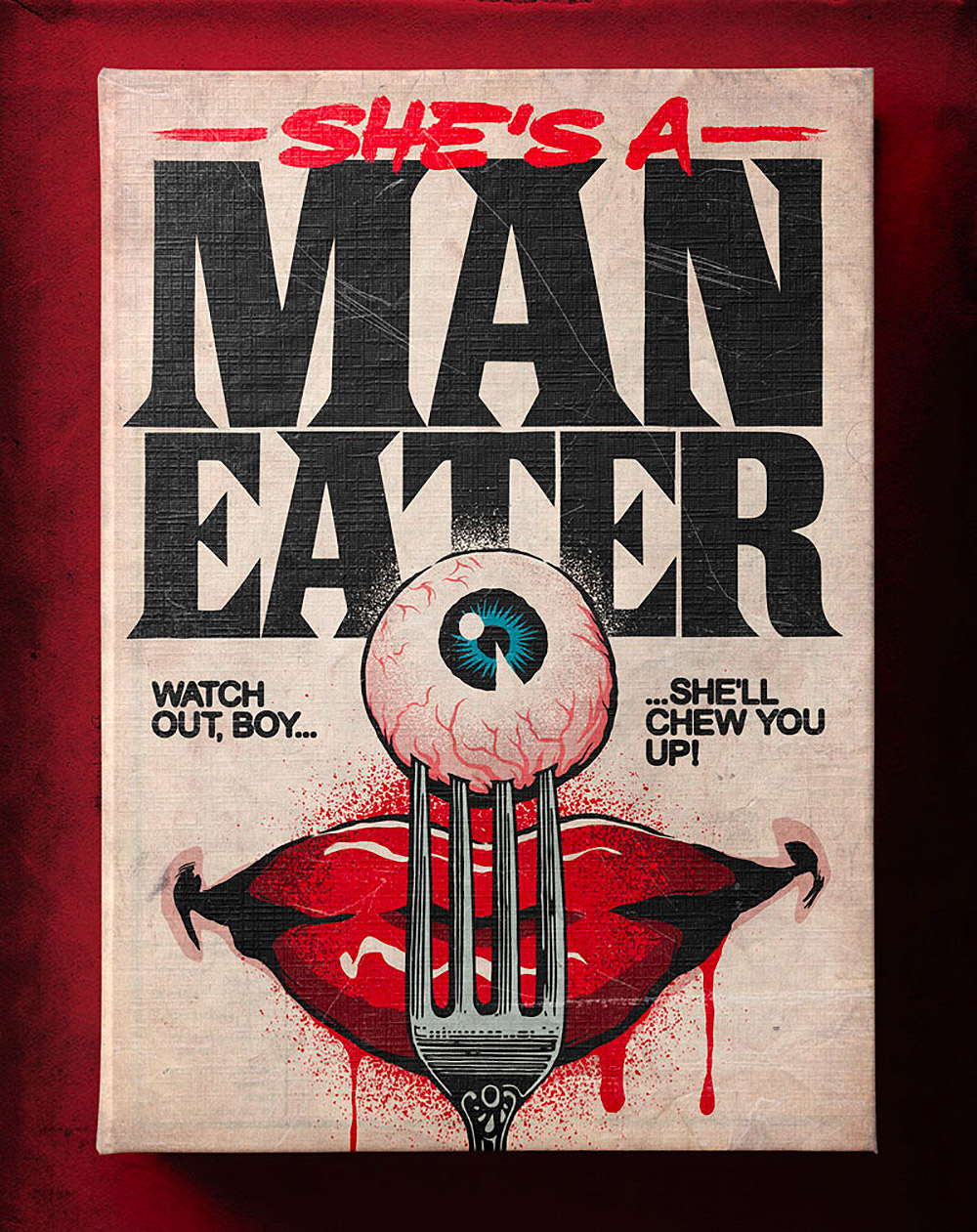 Stranger Love Songs: Book Covers by Butcher Billy
