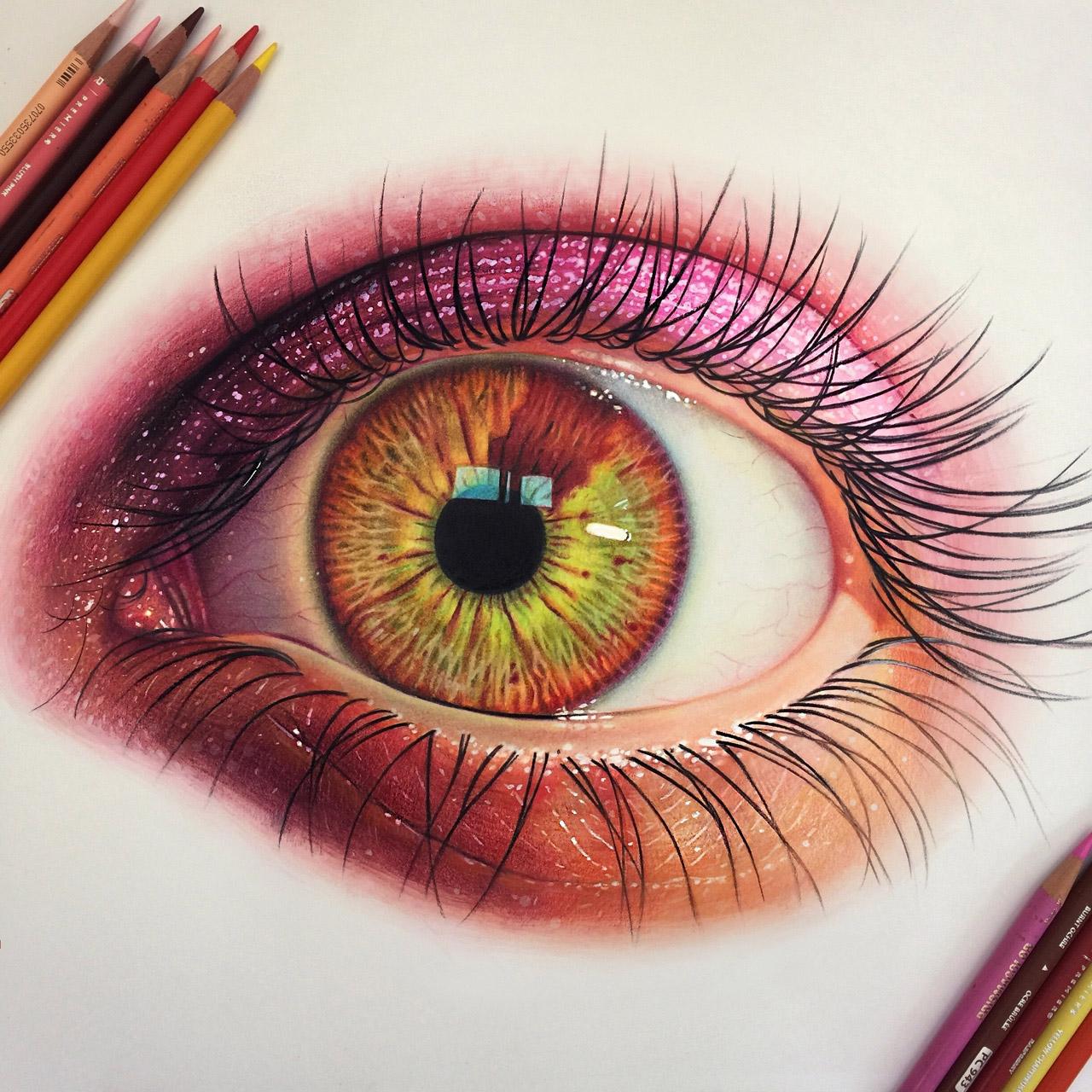 Realistic Pencil Drawings by Morgan Davidson