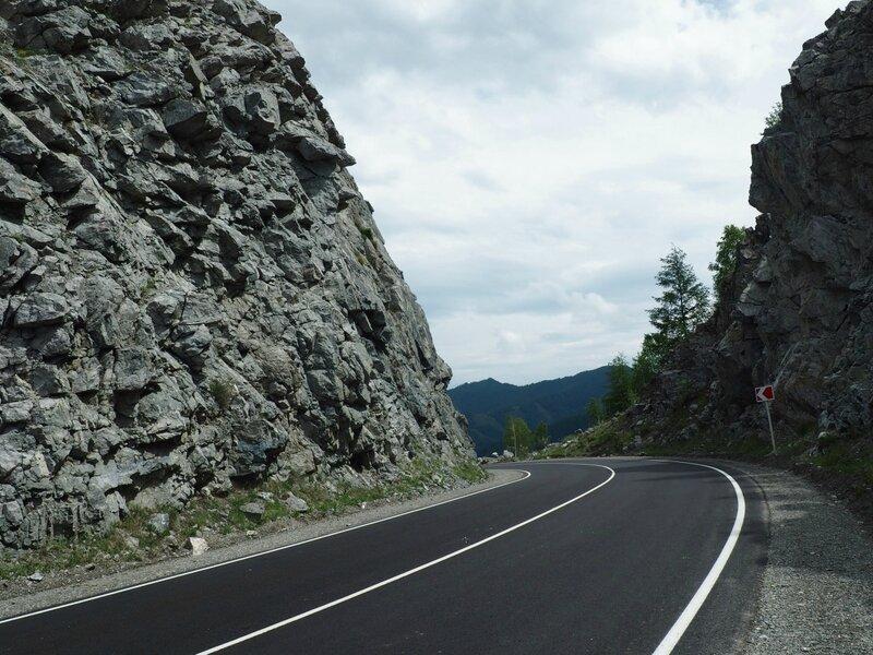 Алтай, перевал Чике-Таман (Altai mountain pass Chike-Taman)