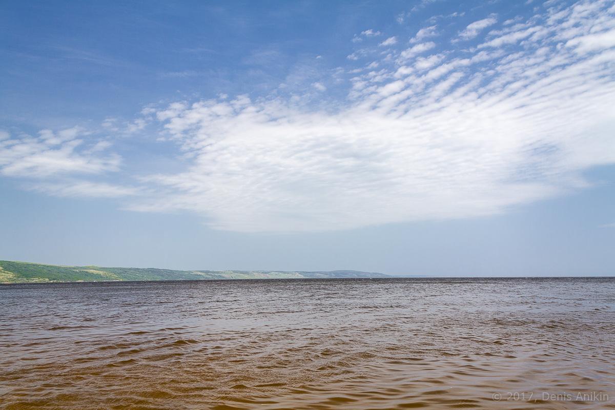 пляж Хвалынск Волга фото 3