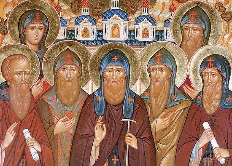 Собор русских святых