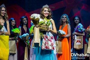 Самую уникальную девушку Дальнего Востока выбрали на конкурсе красоты в Хабаровске