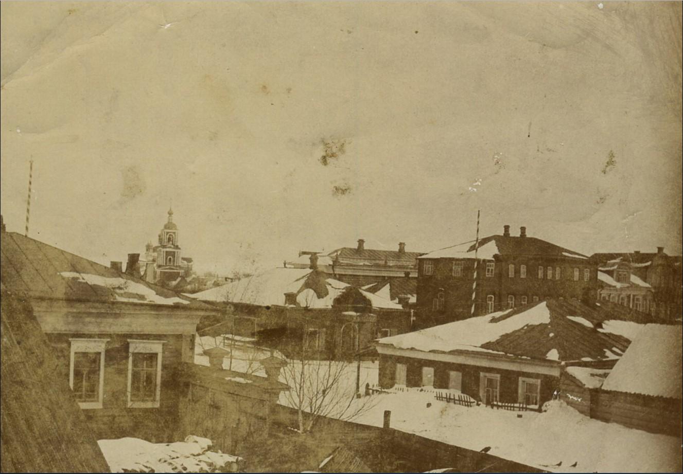 Съезд к Оке. 1910-е