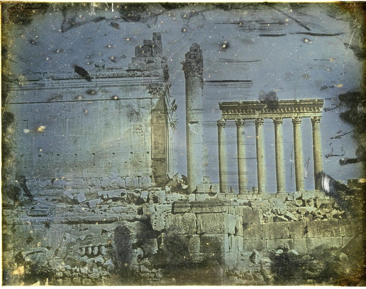 Храмы Вакха и Юпитера