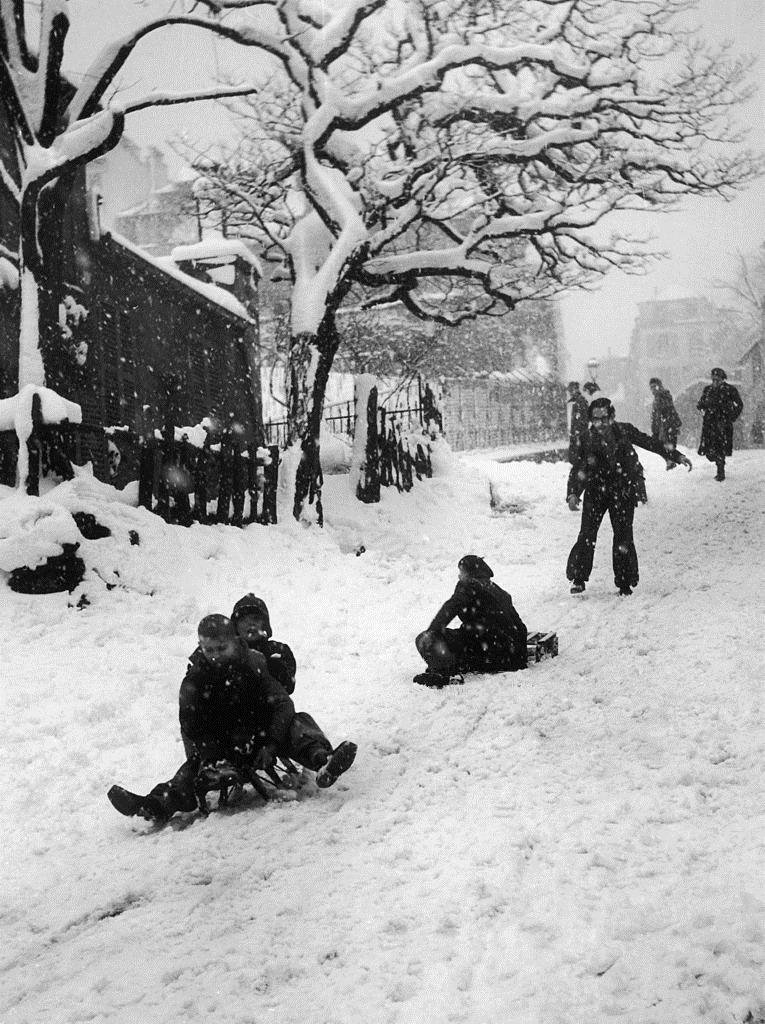 1954. Монмартр
