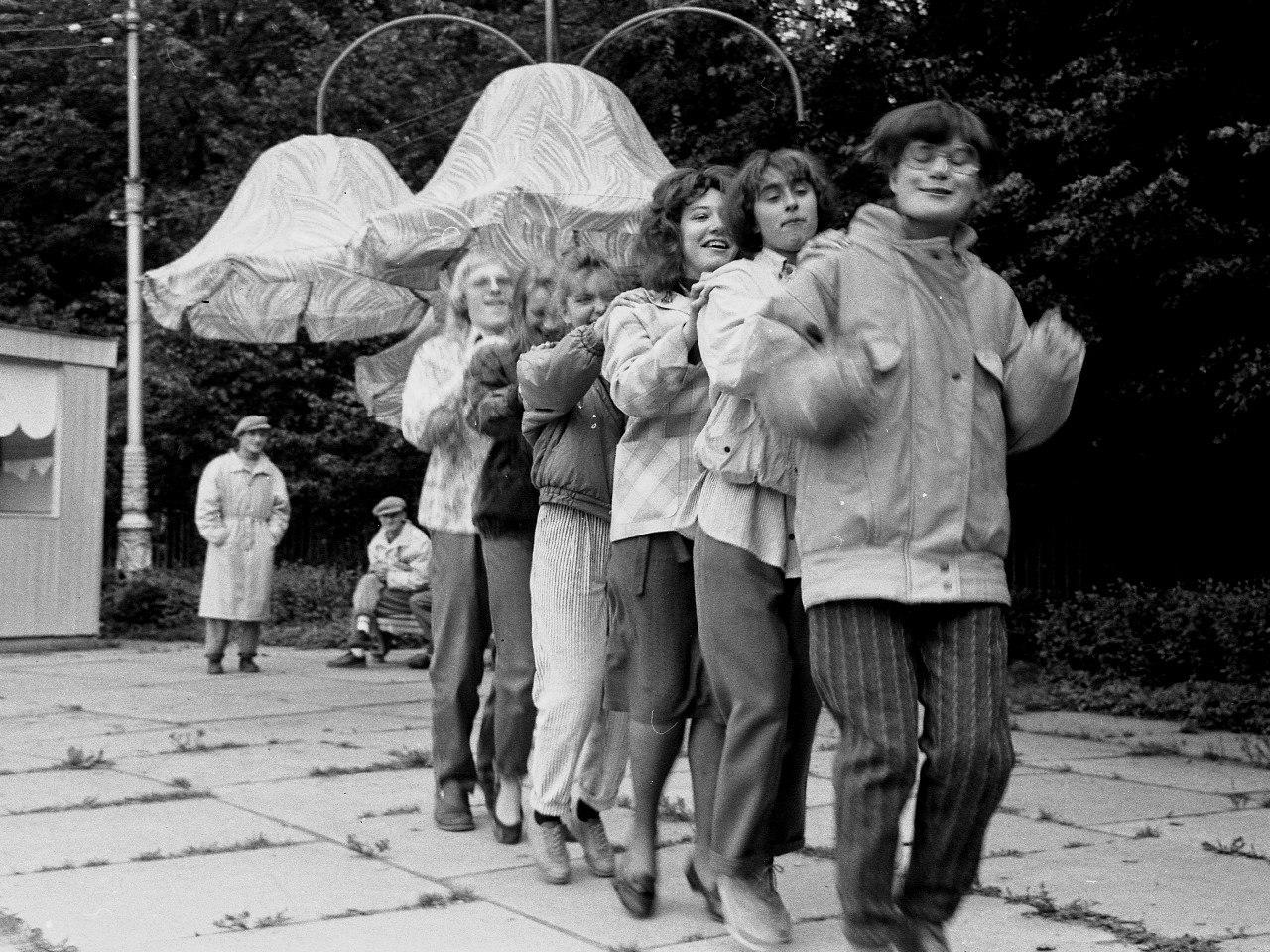 Летка-енька. 1986.