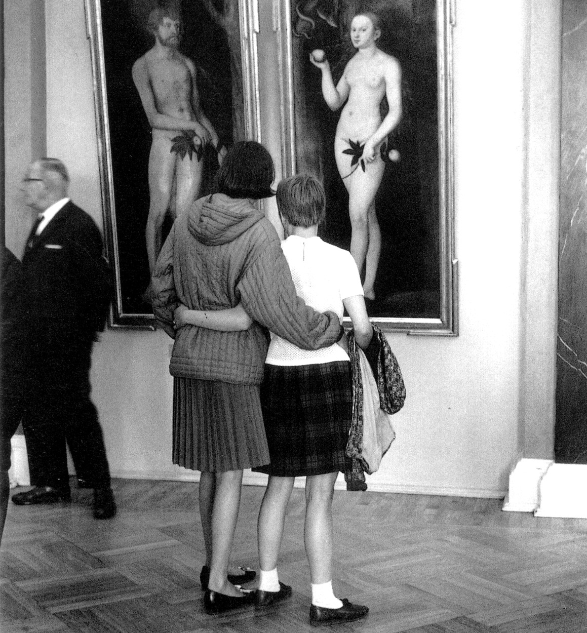 1967. Дрезденская галерея