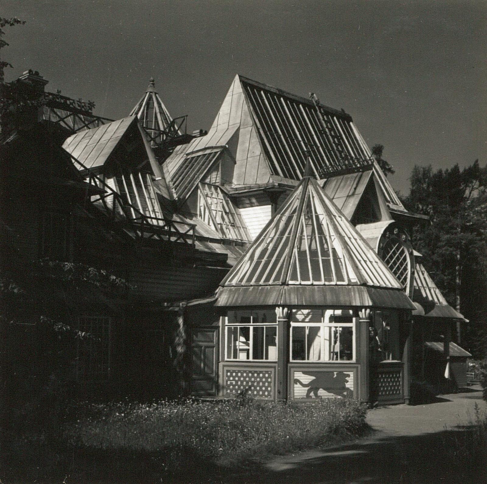 Репино (ранее Куоккала в Финляндии). 1969