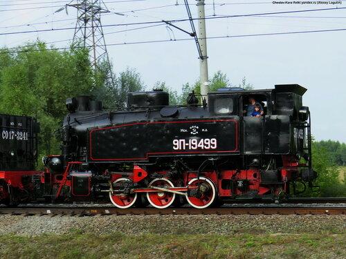 паровоз 9П-19499 _290