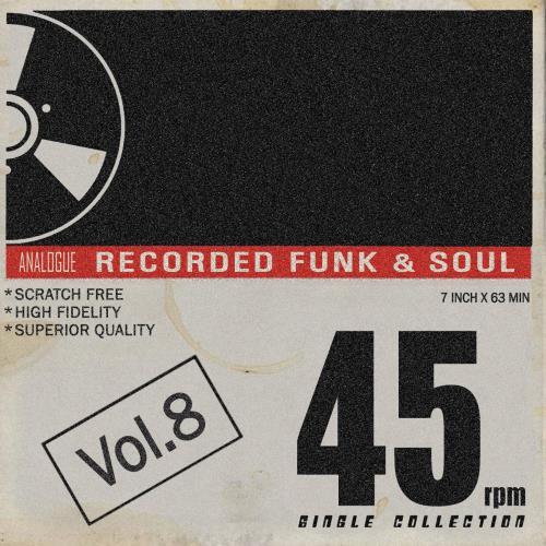 VA - Tramp 45 RPM Single Collection, Vol. 8 (2017)
