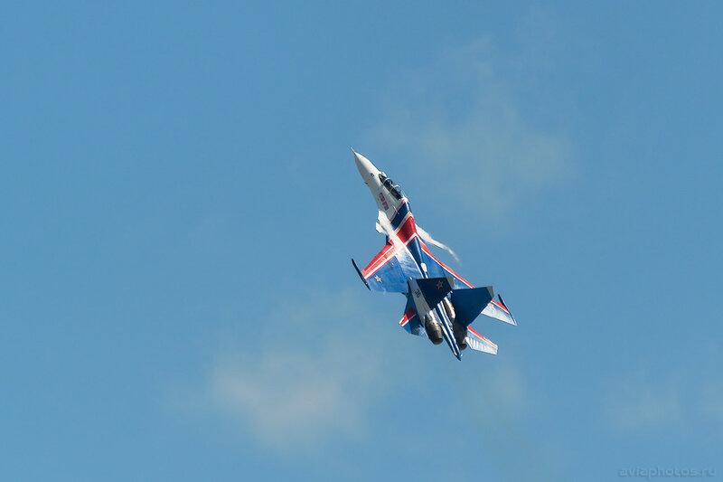 Сухой Су-30СМ АГВП Русские Витязи 529_D801496