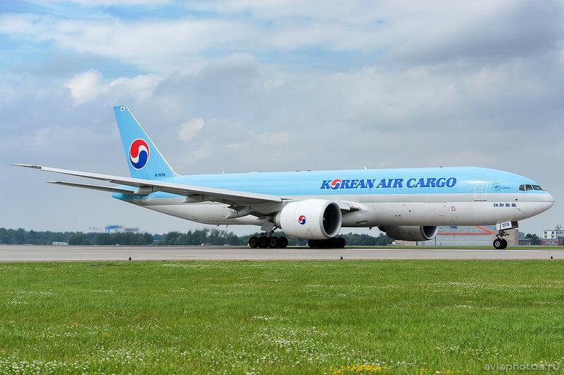 Boeing 777-FEZ (HL8076) Korean Air Cargo 253_D702760a