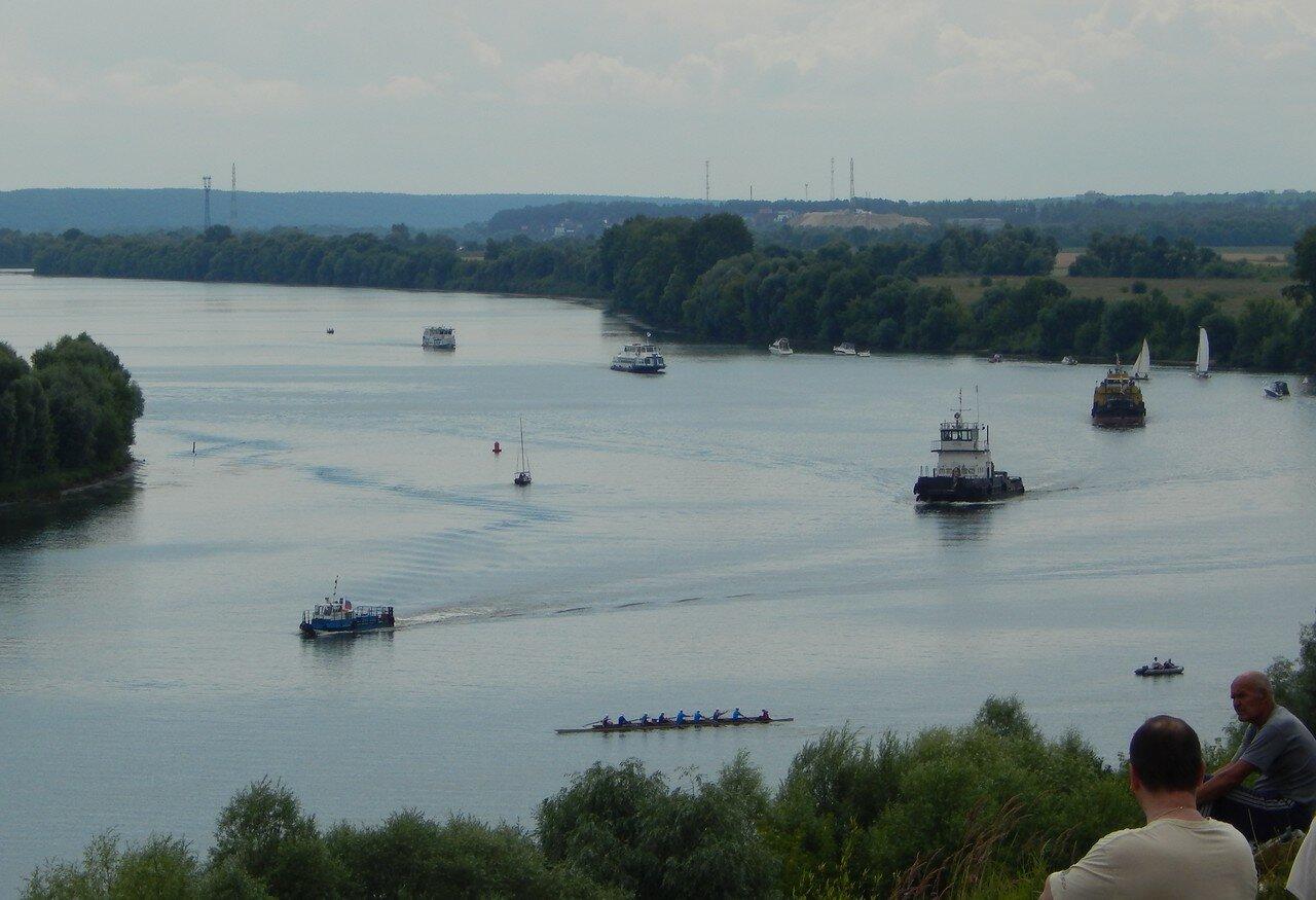 Праздник ВМФ в Коломне