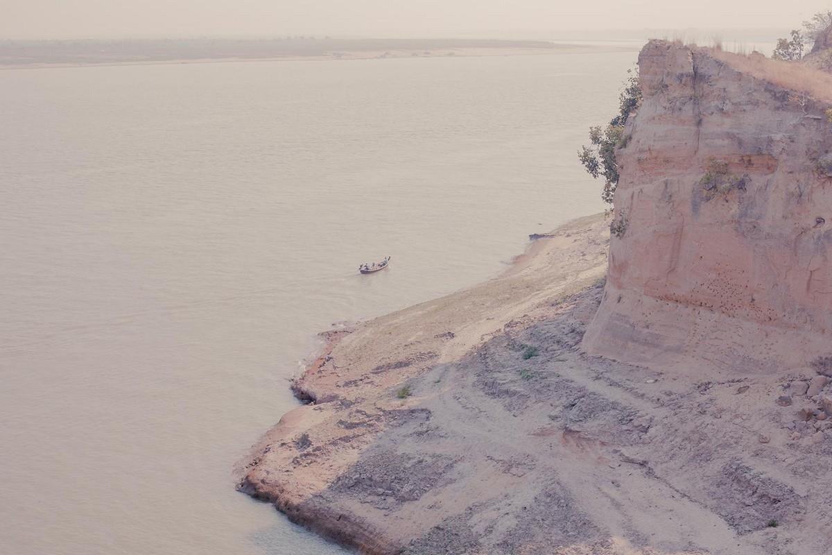 Меняющиеся пейзажи древней столицы Мьянмы