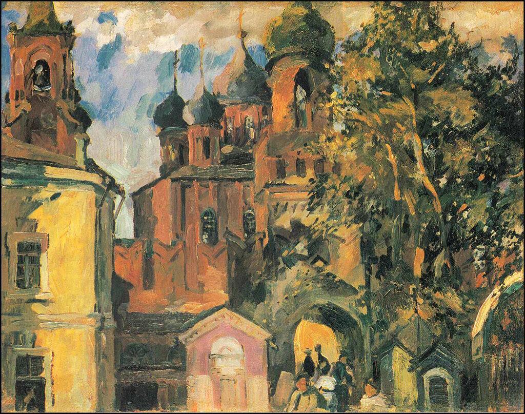 Кремль.  Тула, 1931 год