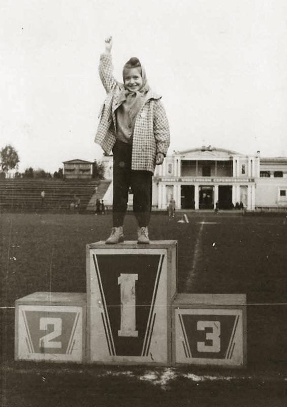 Стадион Сталинец, 1961 год