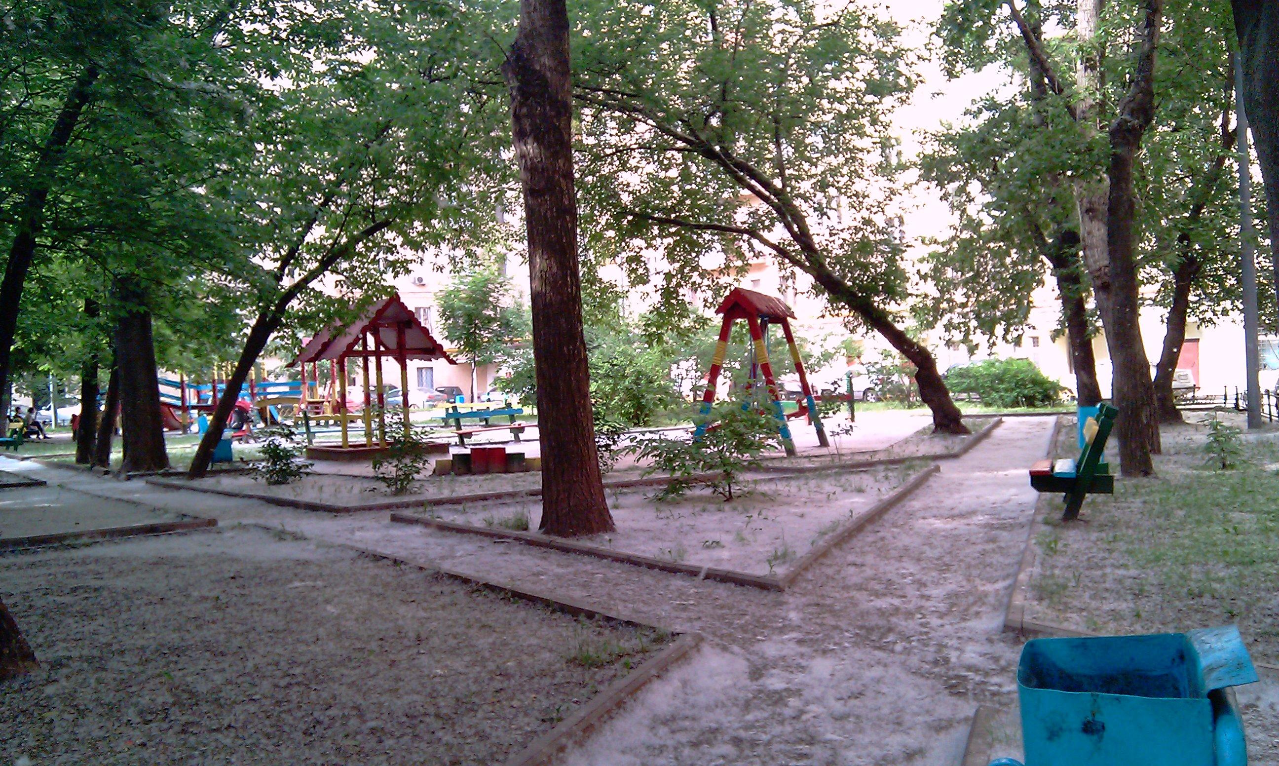 Москва, Багратионовский пр-д, 1