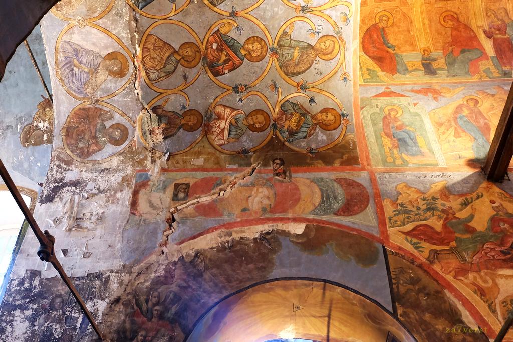 Кирилло-Белозерский монастырь, Успенский собор