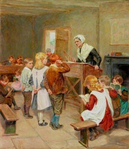 Ralph Hedley The Village School