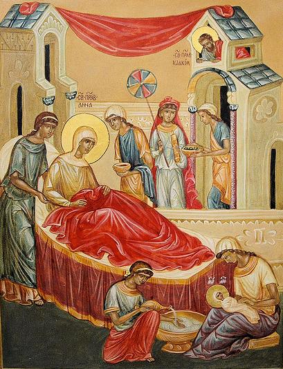 21 сентября Рождество Пресвятой Богородицы. Поздравляю!