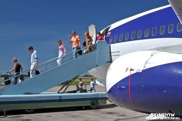 ИзКалининграда запустят прямые рейсы доПраги иБерлина