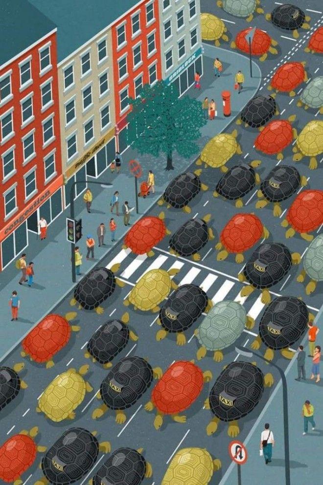 27+ Иллюстраций О Реалиях Современного Общества