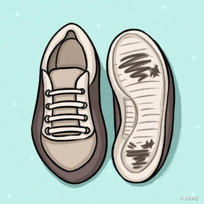 Если вызаметили, что протекторы износились, значит, пора поменять обувь. Выможете поскользнуться и