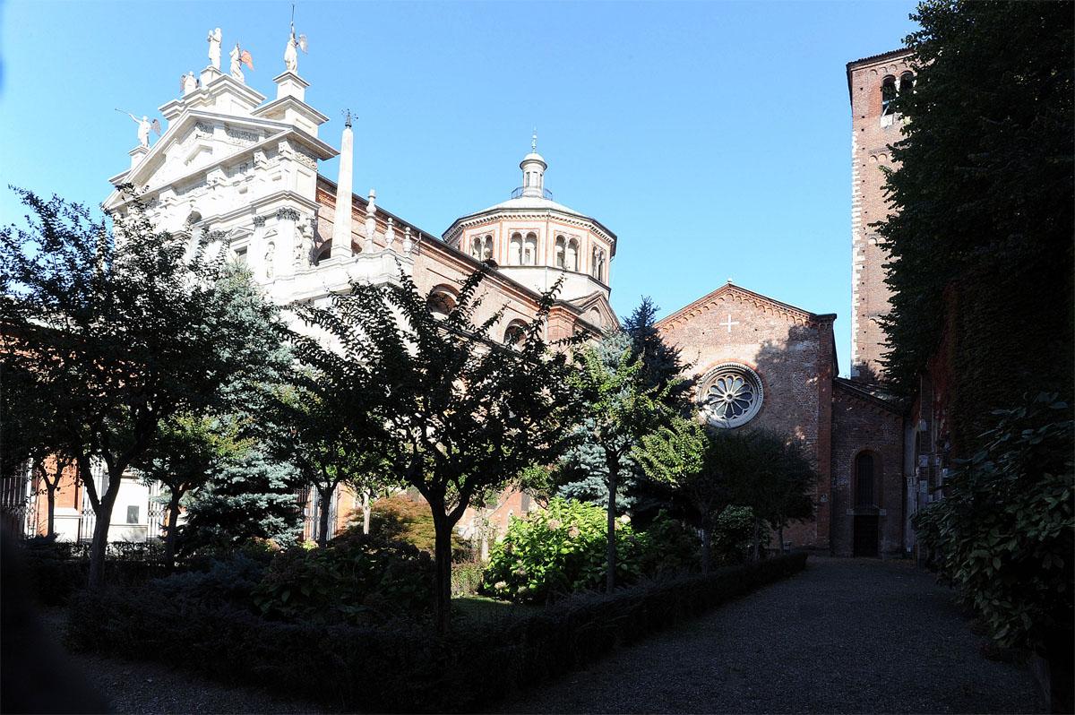 27. Собор Santa Maria dei Miracoli.