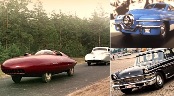 10 неизвестных автомобилей СССР, которые меняют представление об отечественном автопроме (15 фото)
