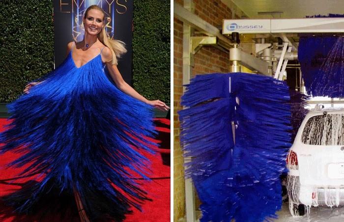 Тайна причудливых нарядов от именитых дизайнеров одежды раскрыта