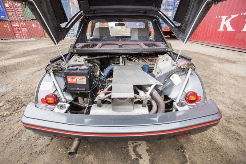Также на продажу выставлена Audi Sport Quattro S1.