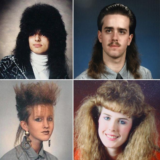 Огненные прически из 80-х, которые точно не оставят вас равнодушными