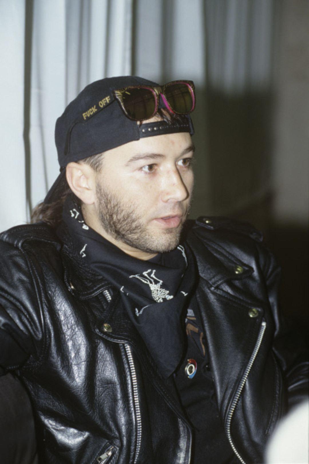Художник-модельер, сын кутюрье Вячеслава Зайцева — Егор Зайцев, 1992 год. Спортивные костюмы Были по