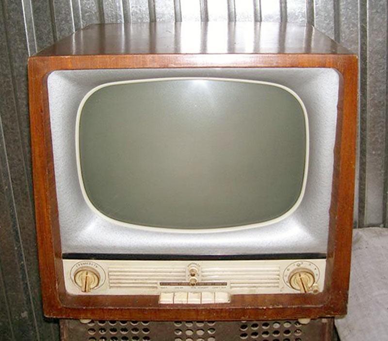 5. В 1957 году началась эпоха советских телевизоров под легендарной маркой «Рубин». В этом году стар