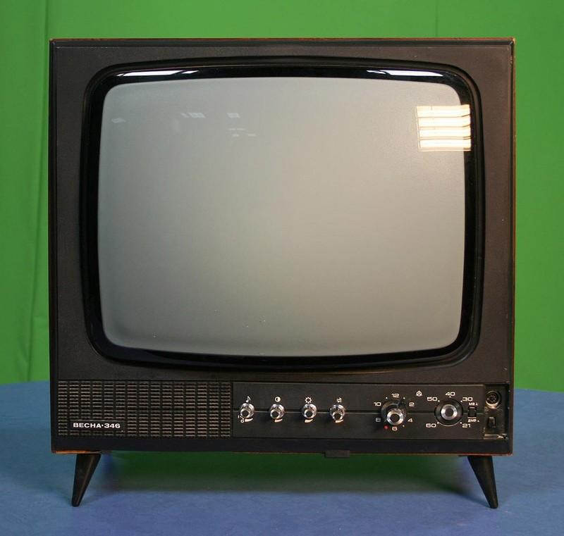 16. Телевизор Весна-346 выпускался с 1983 года и стал последней успешной моделью днепропетровского з