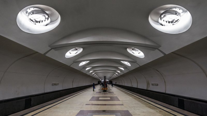 Сбой произошел вдвижении поездов на«серой» ветке метро столицы