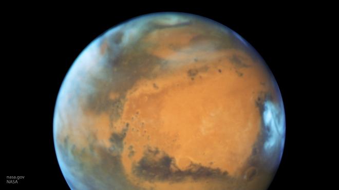 Уфолог отыскал наМарсе домик малюсеньких пришельцев