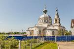 Храм Святой Троицы с. Кекоран
