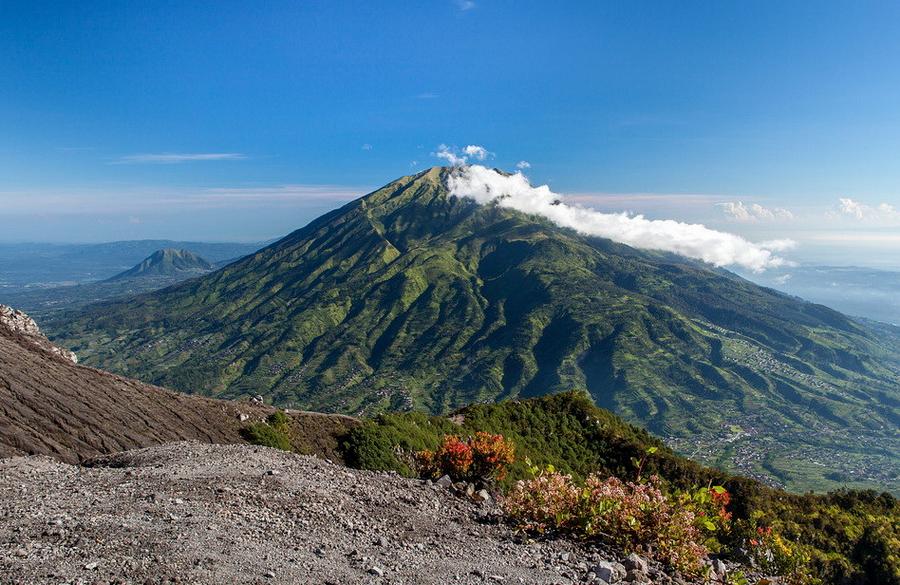 Вулкан Мербабу