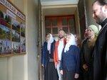 В начале июня в Никольском храме села Мансурово была организована выставка фотографий Храм и цветы, посвященная Всемирному дню защиты окружающей среды