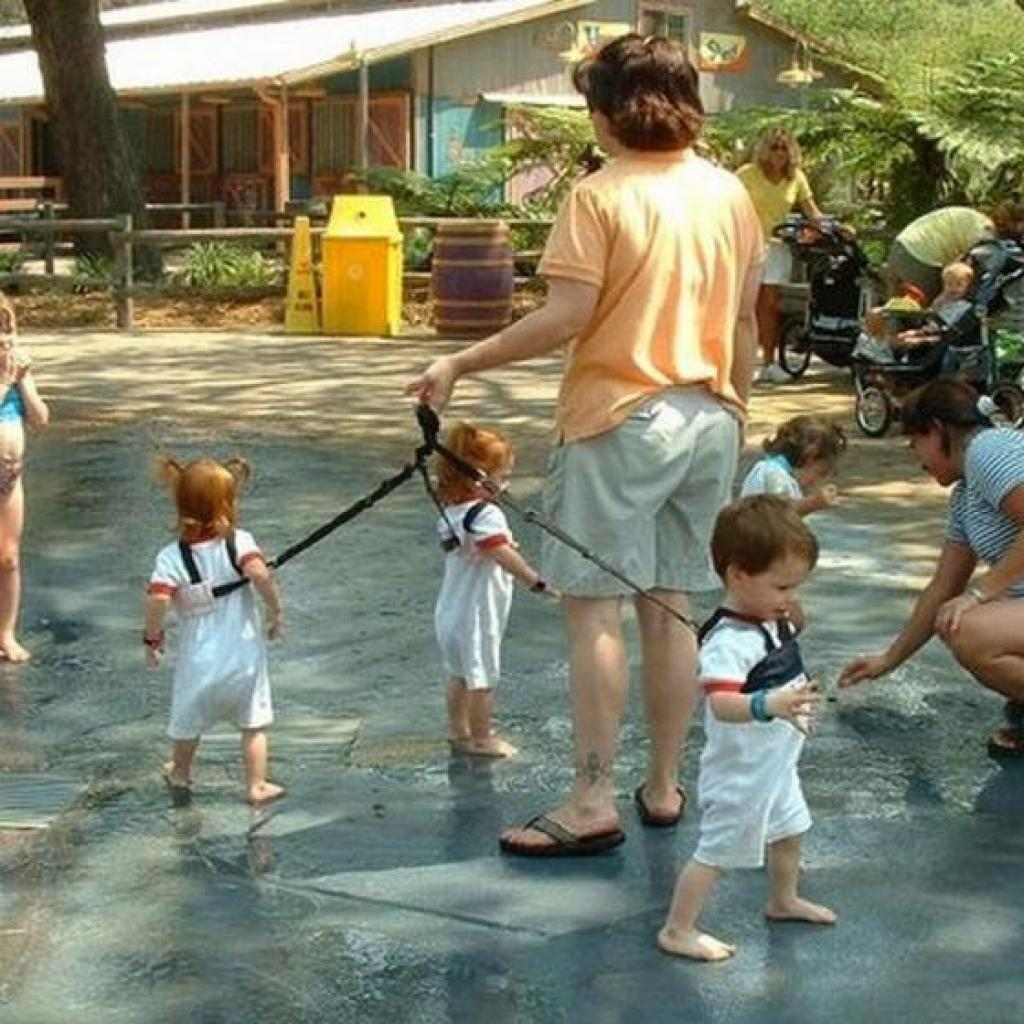 ТП яжематери и их дети