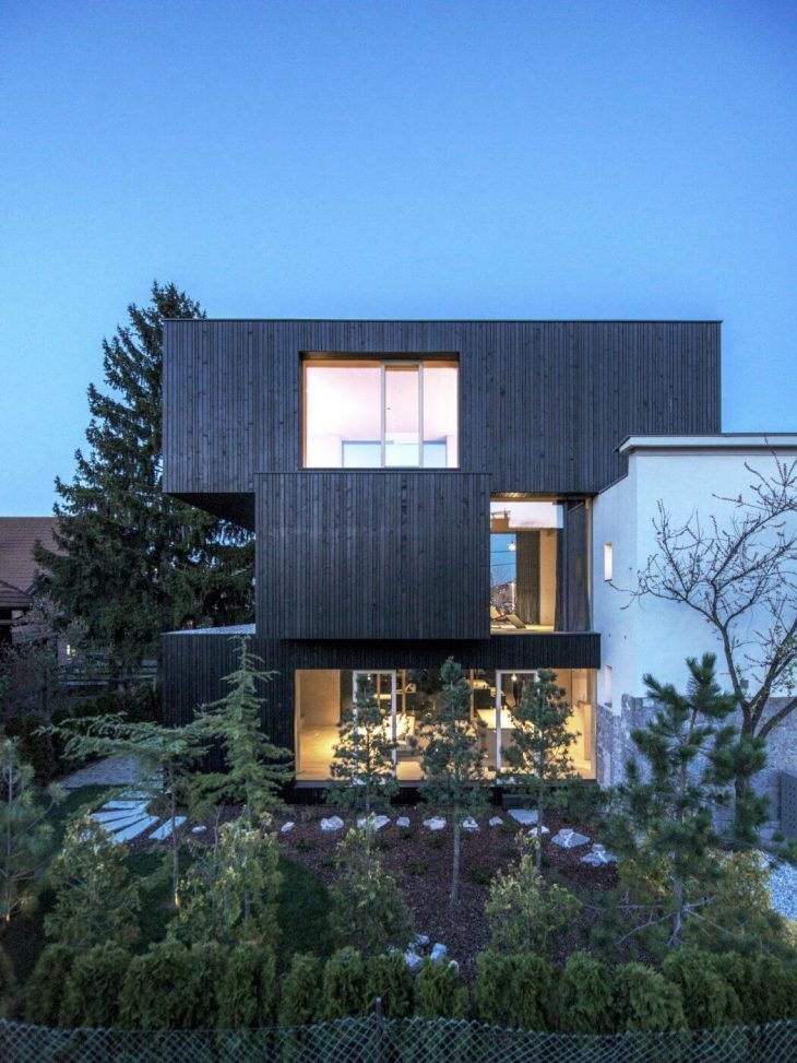 3ShoeBox House by Ofis Arhitekti