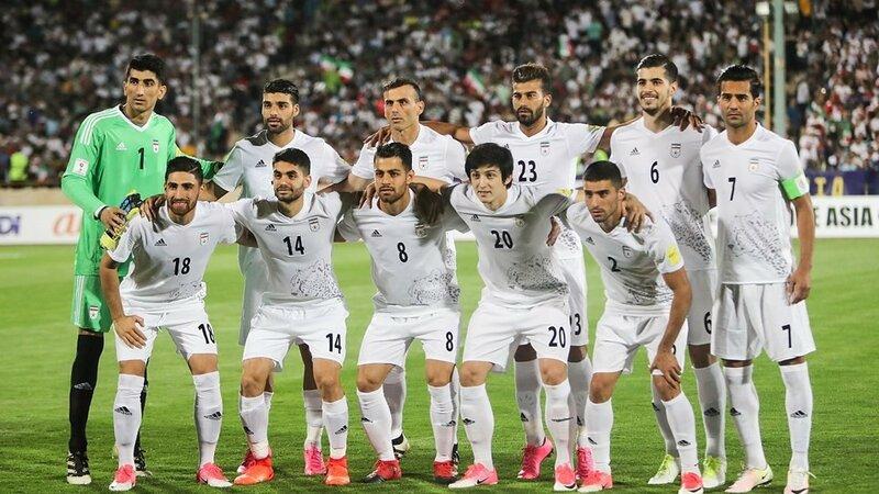 Иран - Узбекистан. 12 июня 2017. Отборочный матч Чемпионата Мира 2018