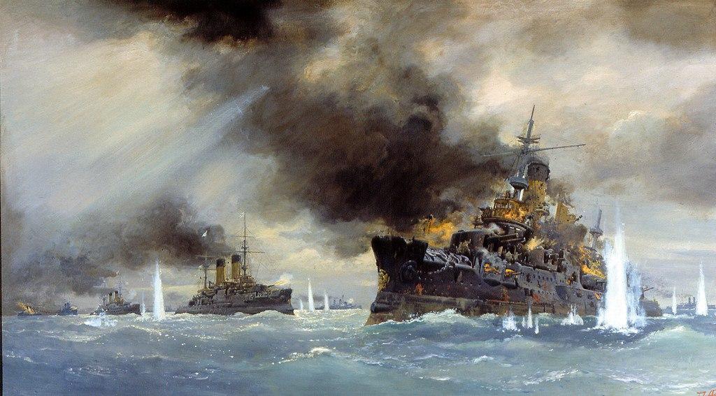 Цусимское сражение 1905 год. 1991.jpg