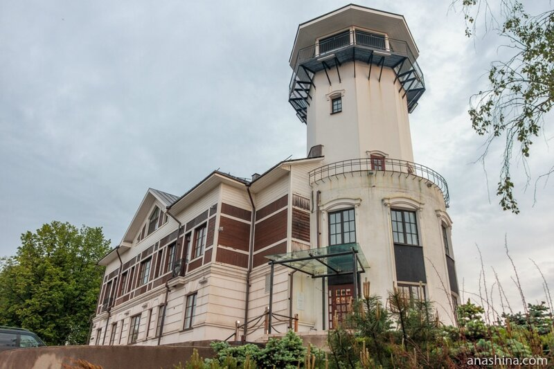 Отель Wardenclyffe Volgo-Balt, Вытегра