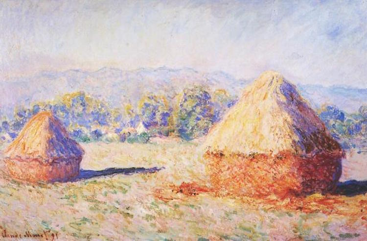 Claude Monet Paintings Showcase Artist's Impact on Impressionism